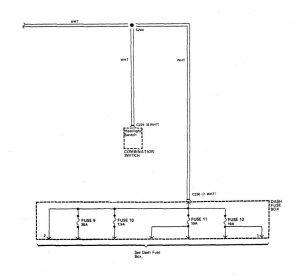 1989 pontiac firebird wiring diagram acura integra  1989  wiring diagrams power distribution  acura integra  1989  wiring diagrams