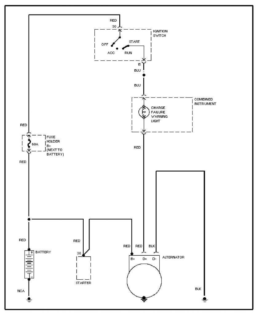 Volvo 240 Battery Charge 1986 Wiring Diagram Diagrams Charging Circuit Carknowledge 839x1024