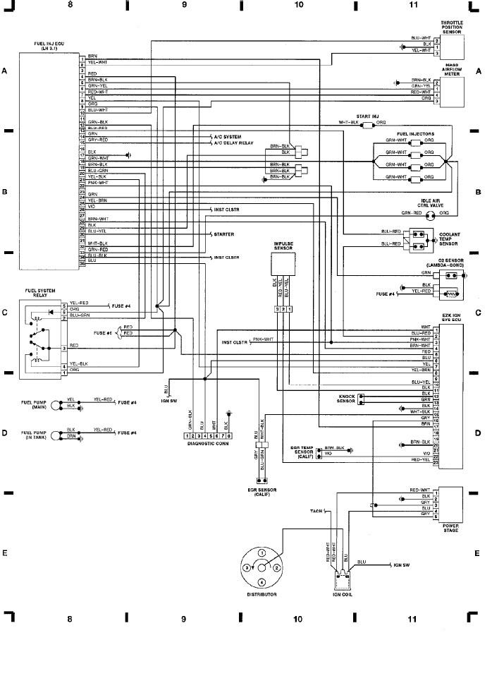 Volvo 240 Fuse Diagram - Free Download Wiring Diagram