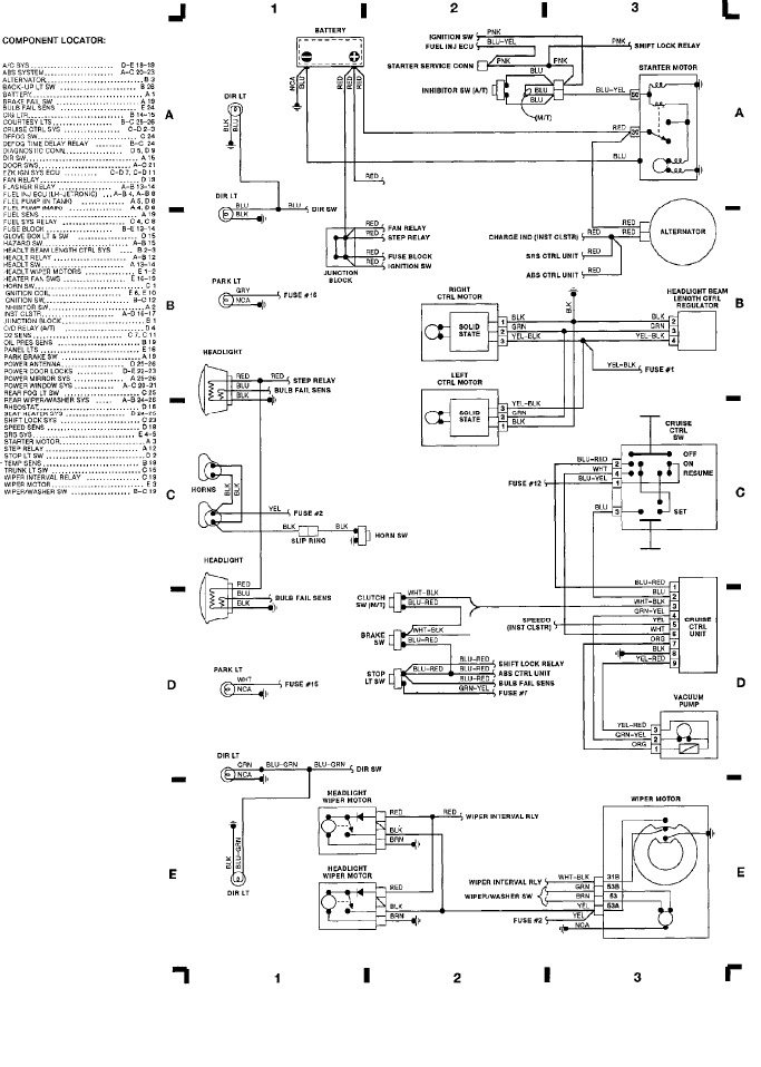 Toyota runner car stereo and wiring diagram