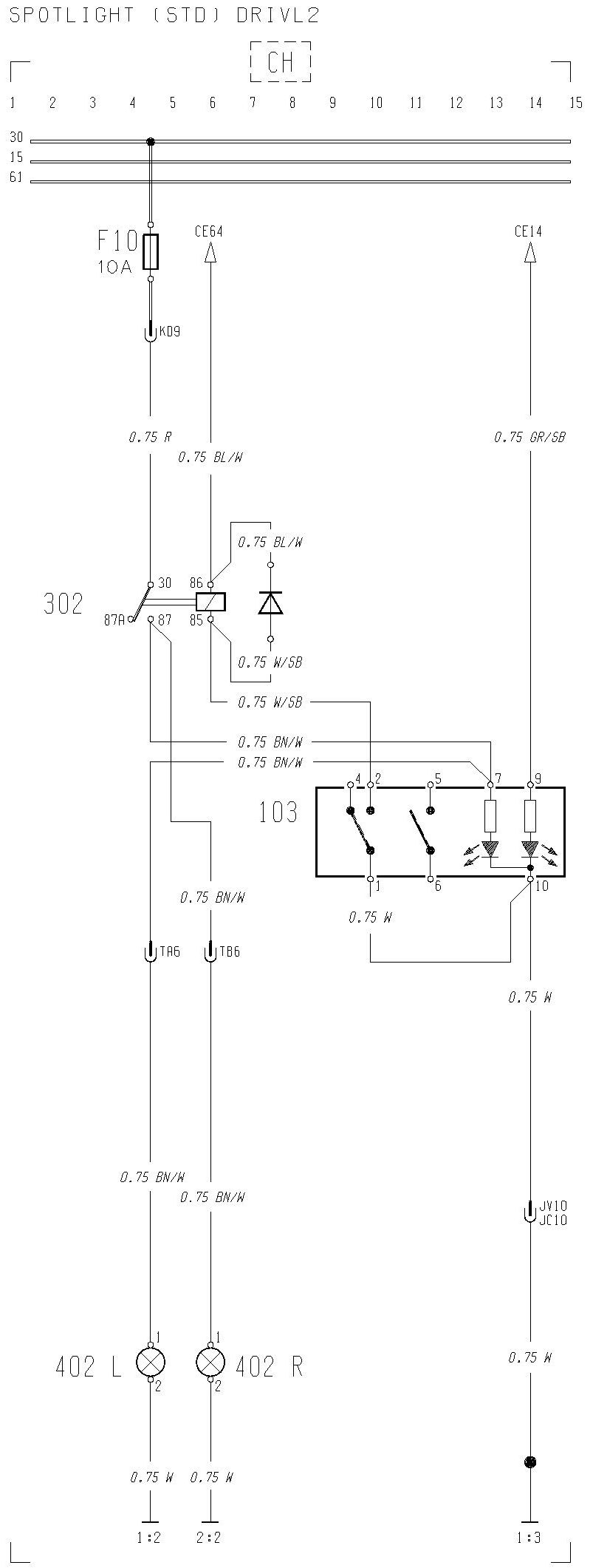 Spotlight Wiring Diagram For Hilux Library Guest Switches Wire Marine Schematic Diagrams