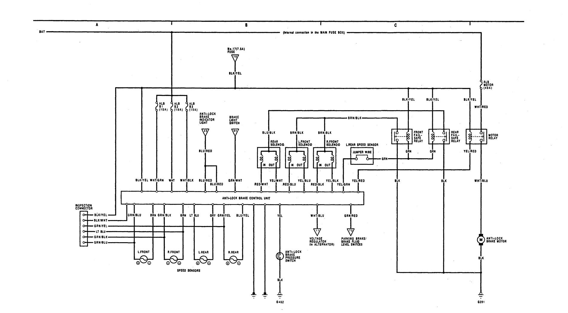 89 mustang 3g wiring diagram 89 mustang firing order Simple Wiring Schematics Automotive Wiring Schematics