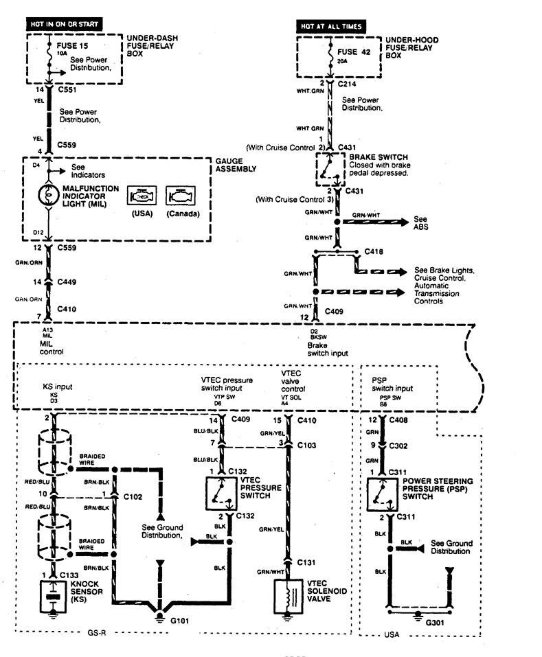 Schema Complete Wiring Diagram 94 Acura Integra Full Quality Josecueva Compatablematch Victortupelo Nl
