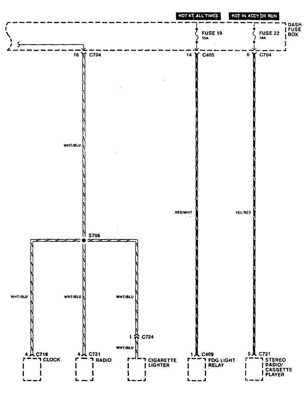Acura Integra 1990 Wiring Diagrams Fuse Panel Carknowledge 1 8 Volkswagen Box Diagram