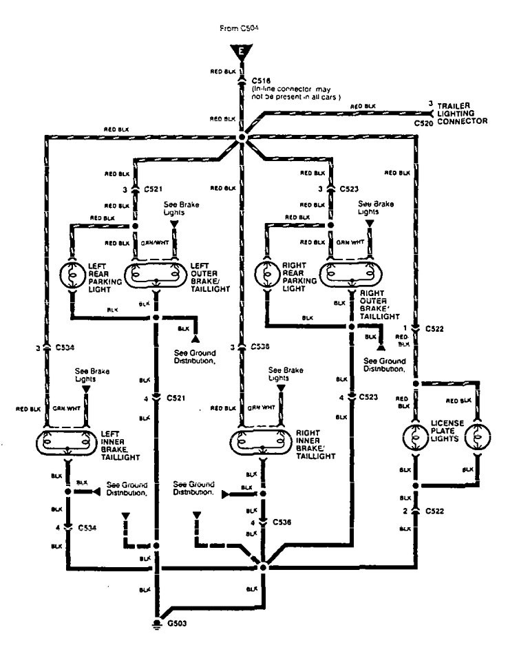 acura integra  1995 - 1997  - wiring diagrams