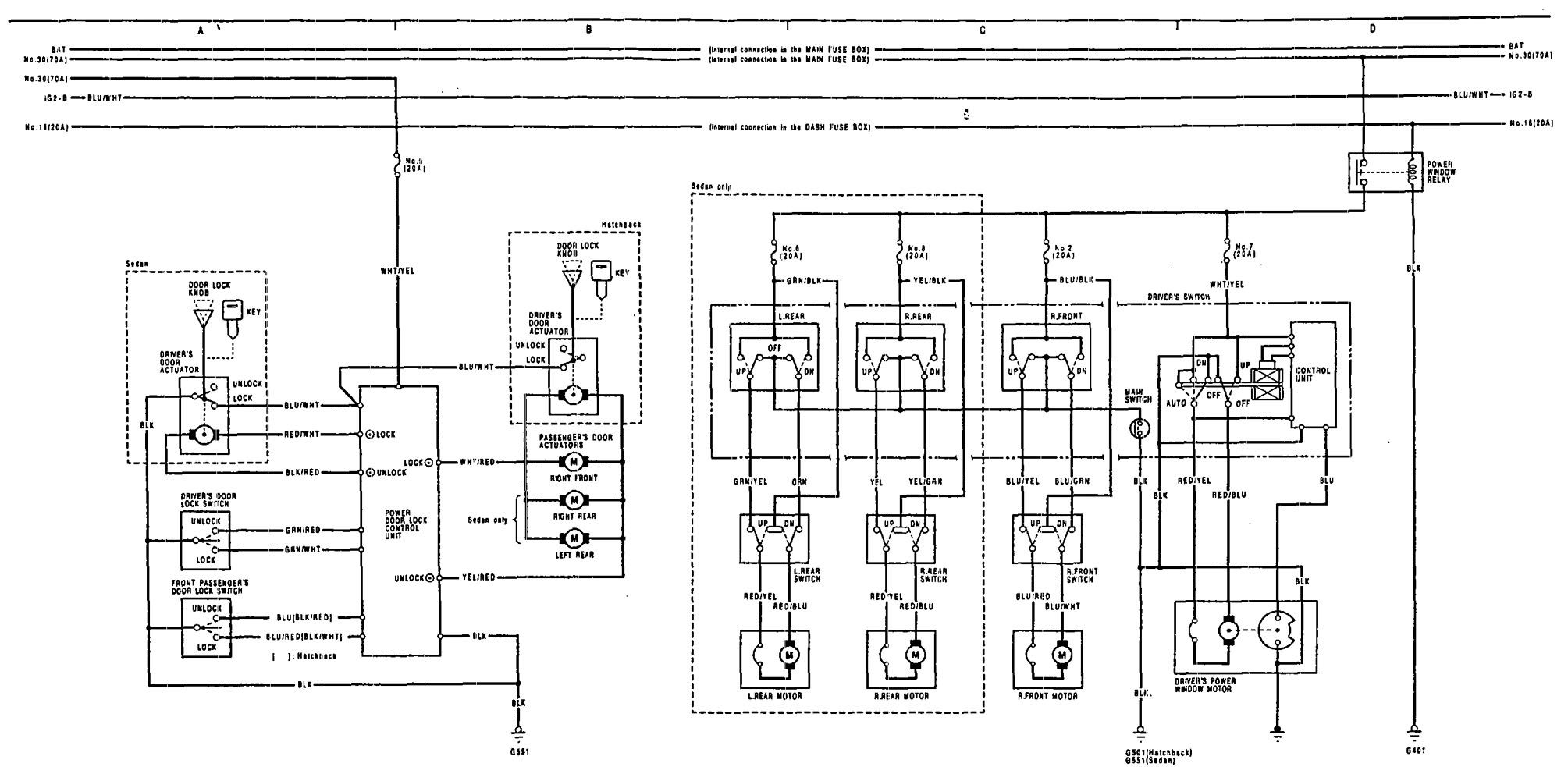 91 acura integra wiring diagram schematics wiring diagrams acura integra 1991 wiring diagrams power windows carknowledge rh carknowledge info 91 acura integra radio wiring diagram 1991 acura integra wiring diagram asfbconference2016 Choice Image