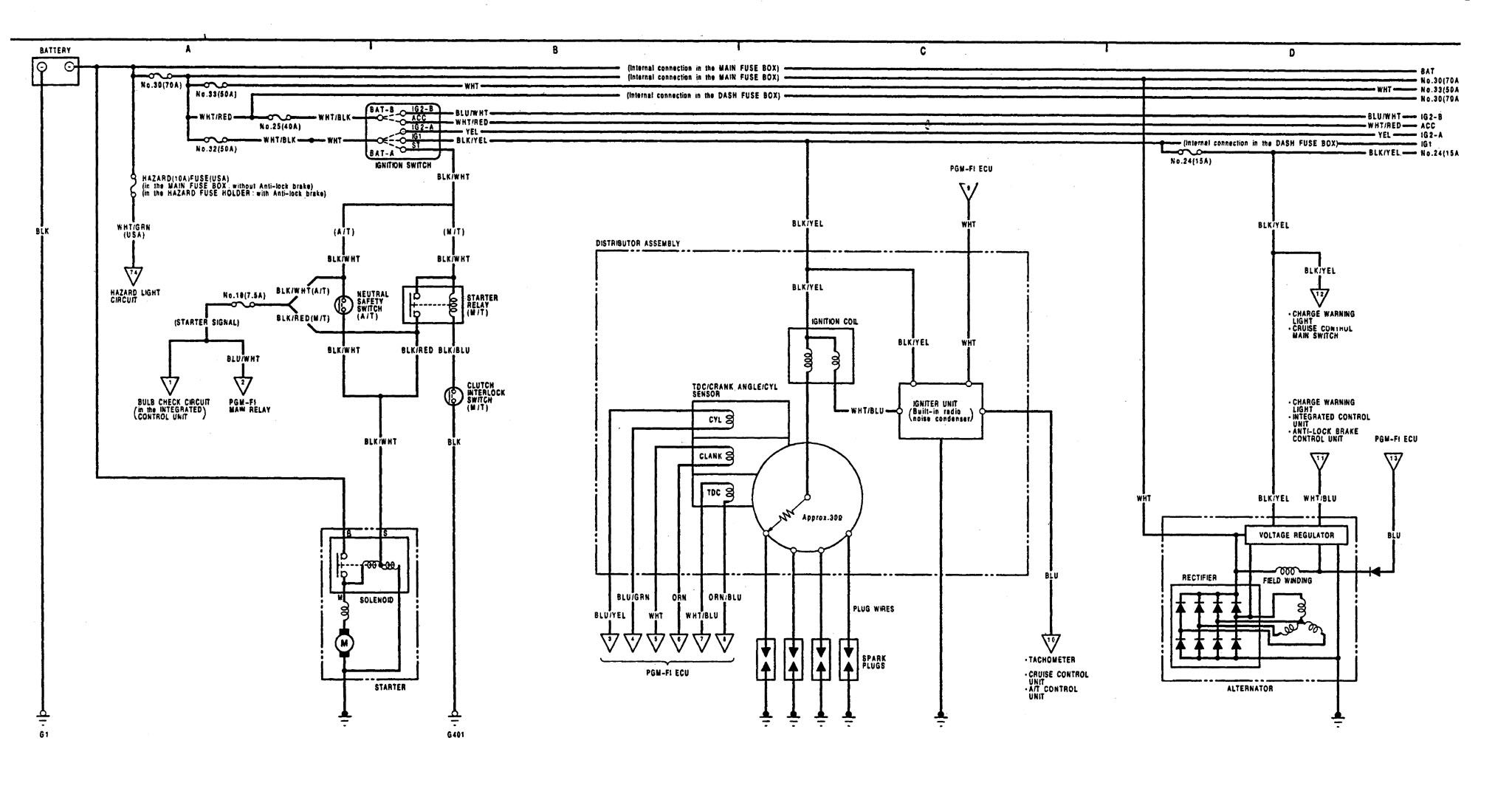 Acura Integra (1991) - wiring diagrams - starting - CARKNOWLEDGE on acura integra ignition diagram, 91 camry wiring diagram, 00 acura integra fuel system diagram, 1994 acura integra starter diagram, for 91 crx vacuum diagram, 00 integra engine sensor diagram, 91 civic wiring diagram, 91 mr2 wiring diagram, 91 integra cooling system, 91 accord wiring diagram, 91 integra rear suspension, 93 integra wiring diagram, 91 toyota wiring diagram, 1991 integra wiring diagram, 91 integra timing marks, 91 camaro wiring diagram, 91 mustang wiring diagram, 91 integra ls ecu pinout, 91 mazda wiring diagram,