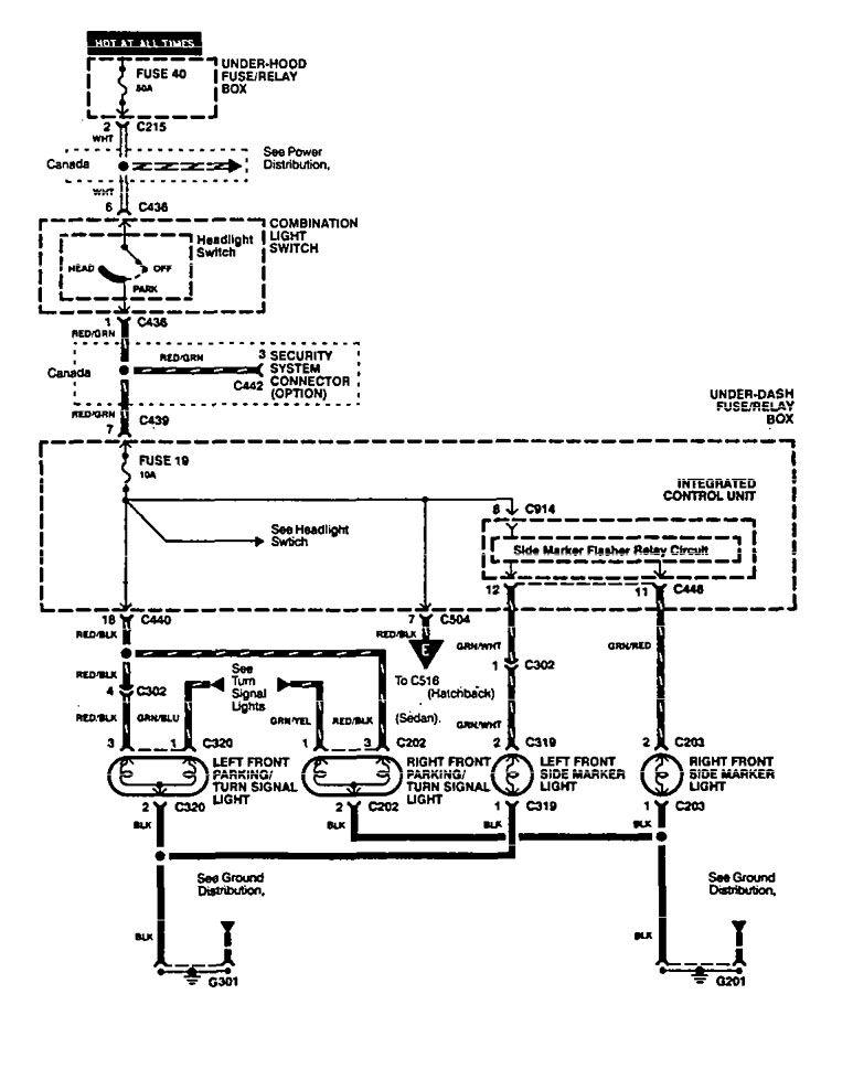 Luxury Acura Integra Wiring Diagram Pdf Motif - Schematic Diagram ...