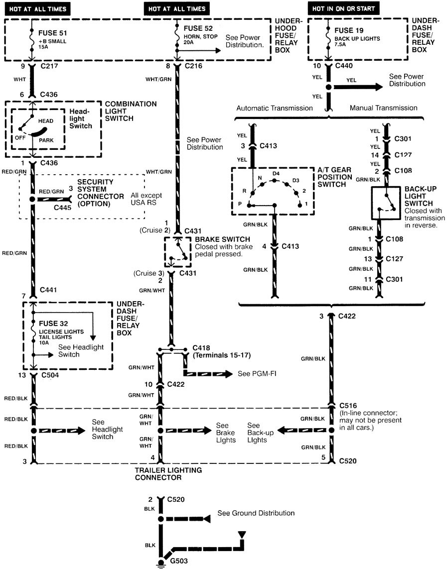 Acura Integra Tachometer Wiring Books Of Diagram 1997 Payne Heat Pump