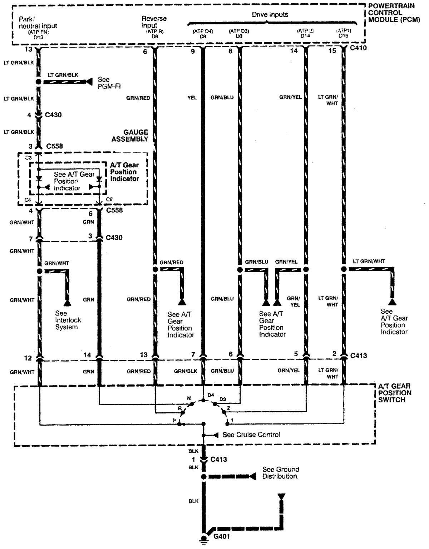 Wiring Diagram For 2000 Acura Integra Schematics Diagrams 1991 2001 Ls Type R