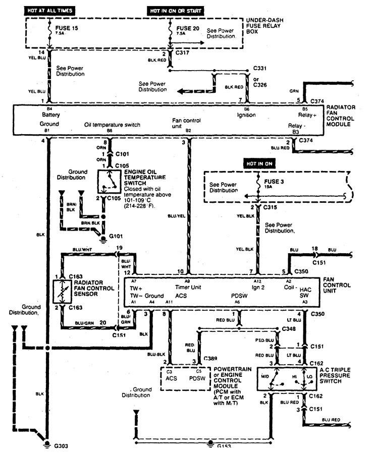 acura legend  1995  wiring diagram audio carknowledge Wiring Harness Diagram Truck Wiring Harness