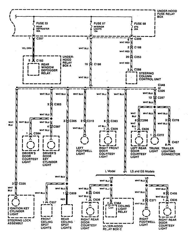 95 Nissan Pickup Radio Wiring Diagram