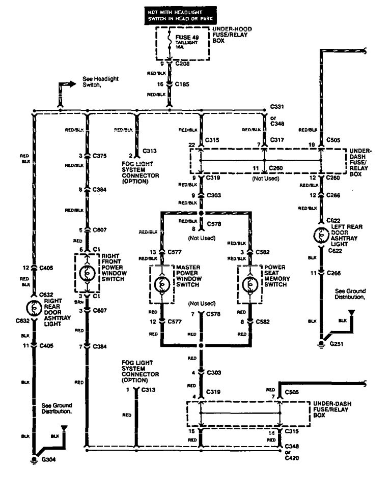 Wig Wag Flasher Relay Wiring Diagrams Wiring Diagrams