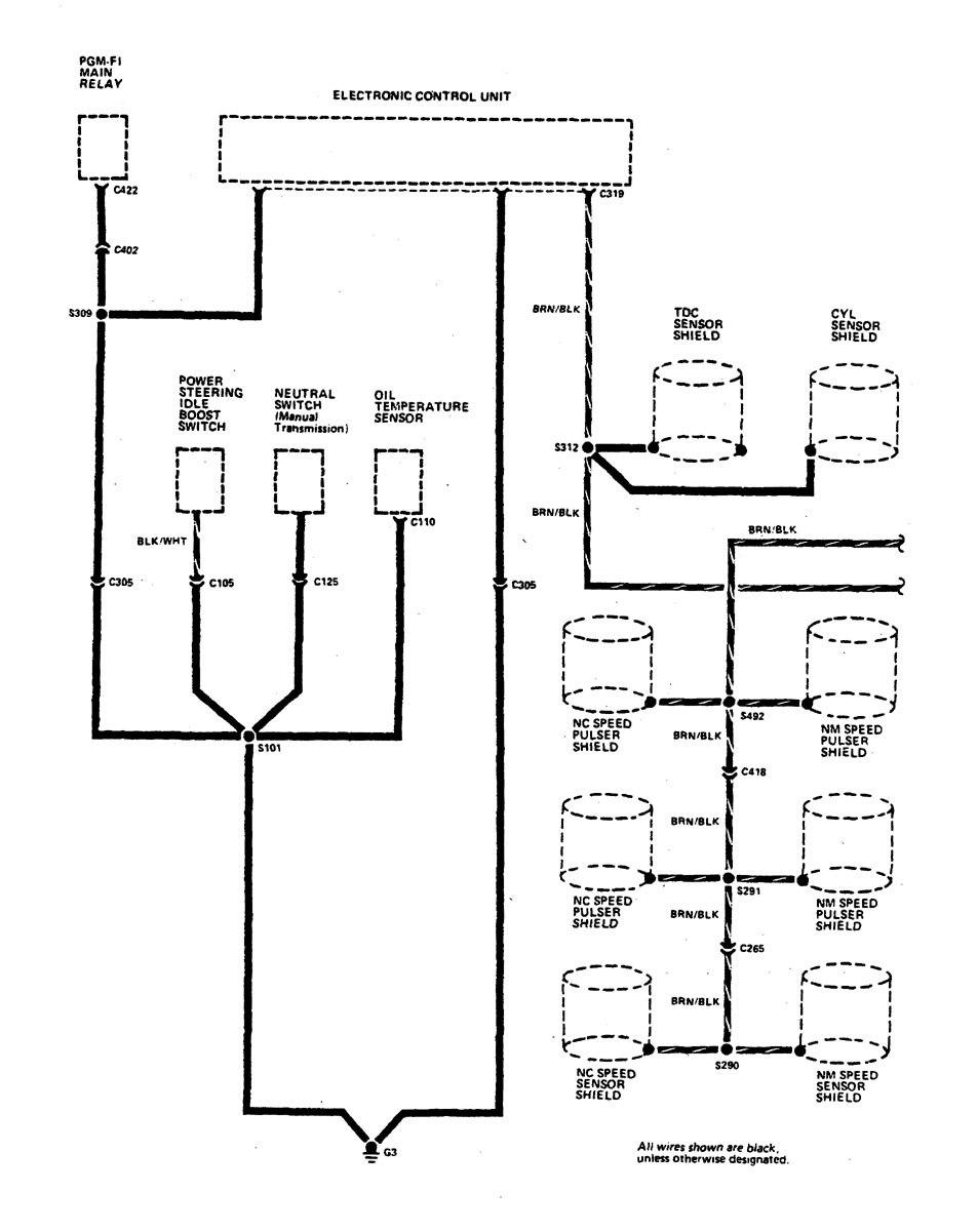 WRG-2228] 1990 Acura Legend Wiring Diagram on