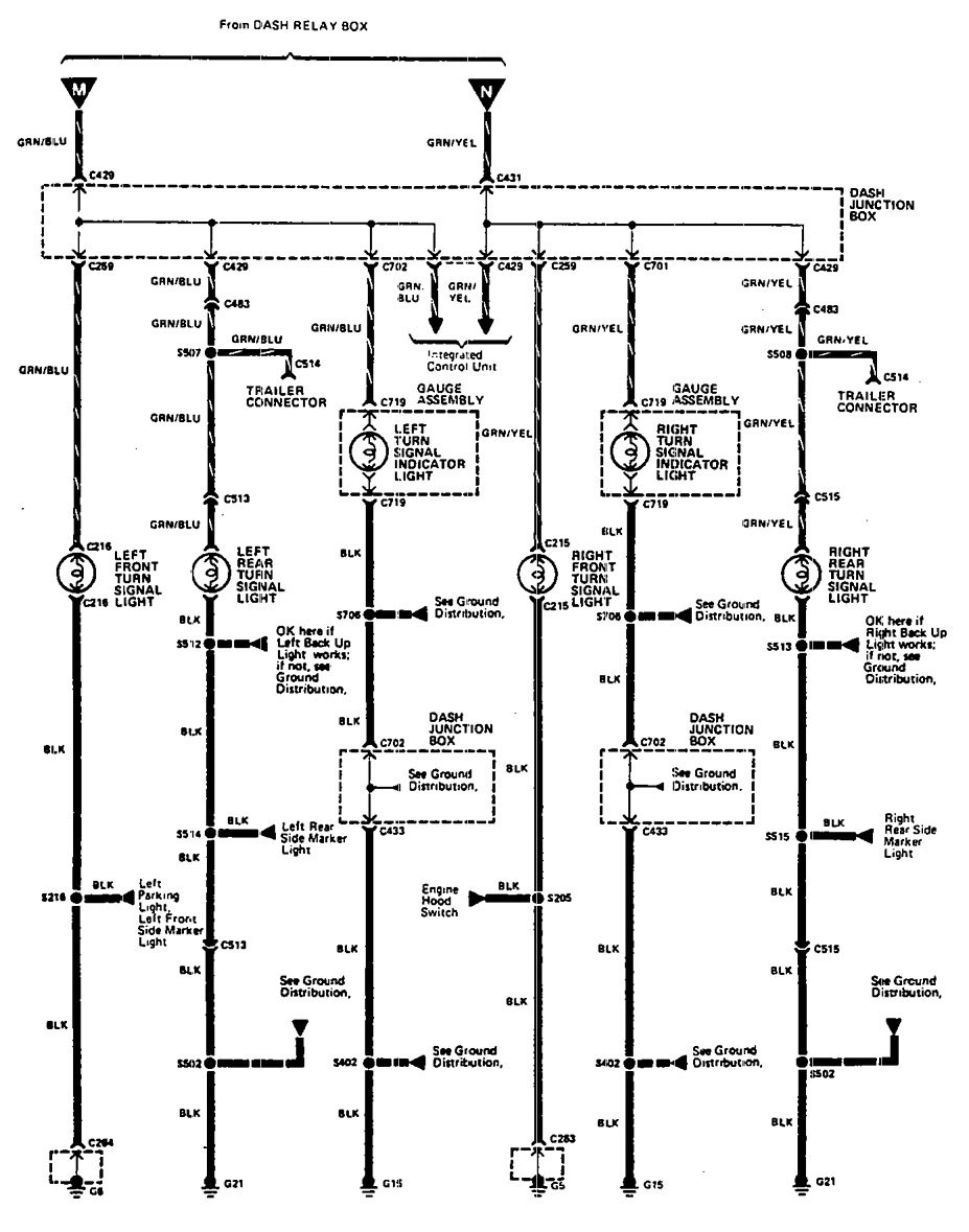 Astounding 1990 acura legend wiring diagram pictures best image acura legend 1990 wiring diagram hazard lamp carknowledge asfbconference2016 Choice Image