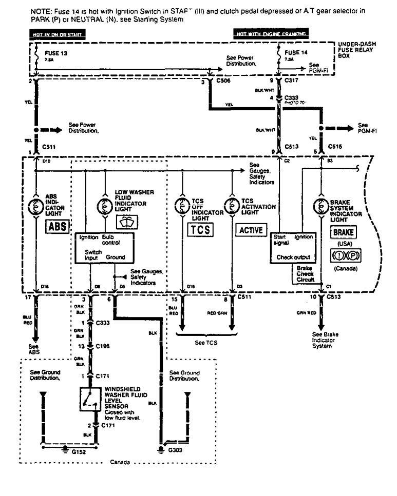 Ziemlich 1997 Acura Tl Schaltplan Fotos - Die Besten Elektrischen ...