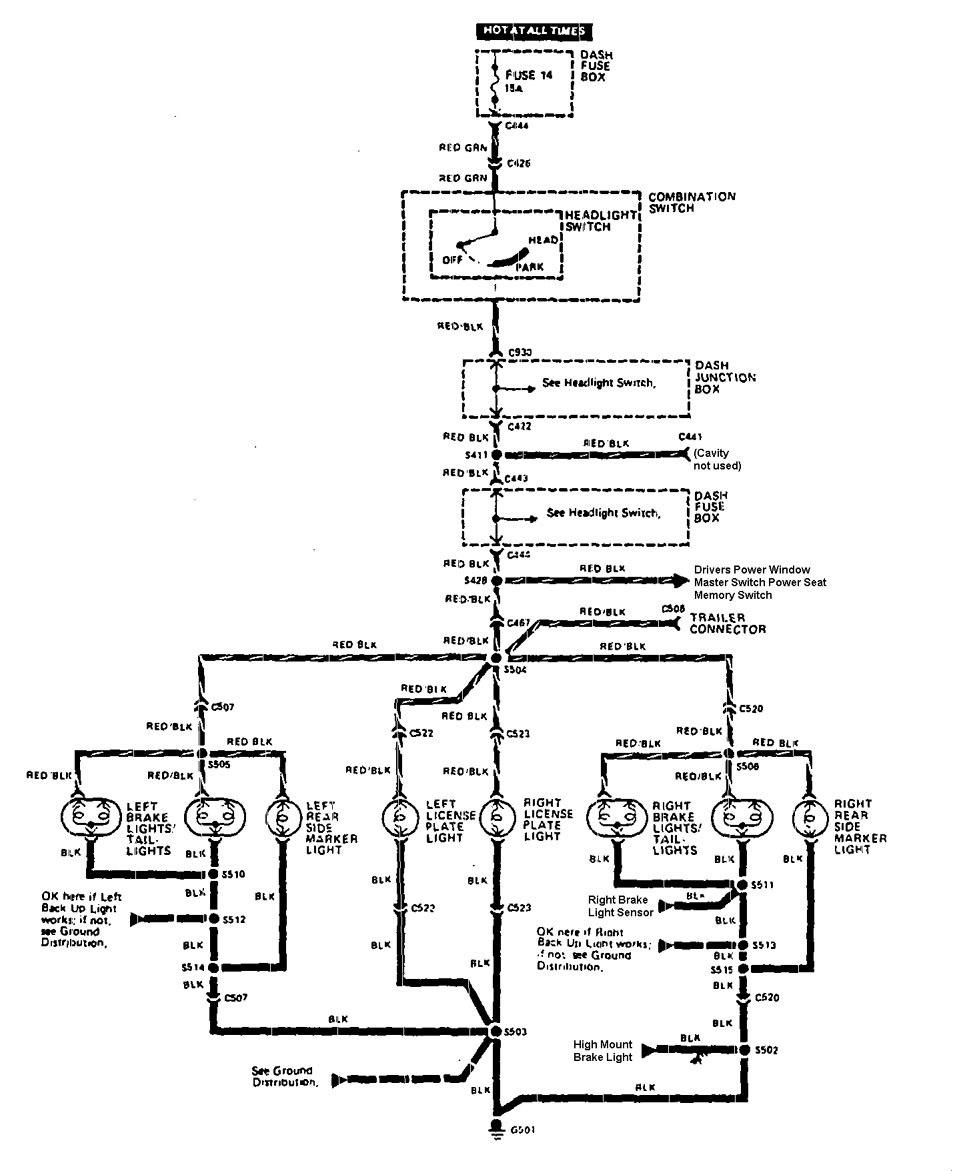 1990 Acura Legend Fuse Box Diagram Wire Data Schema Integra Wiring License Plate Lamp 97 Honda Civic