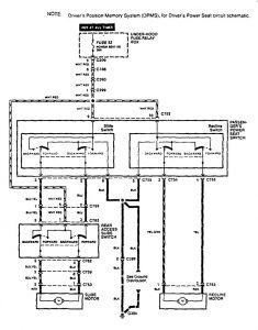Acura Legend 1995 Wiring Diagram Power Seat Carknowledge Info