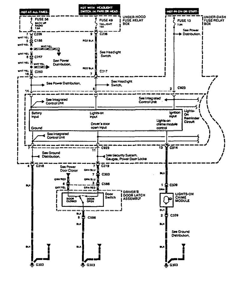 acura cl power seat wiring diagram  acura  auto wiring diagram