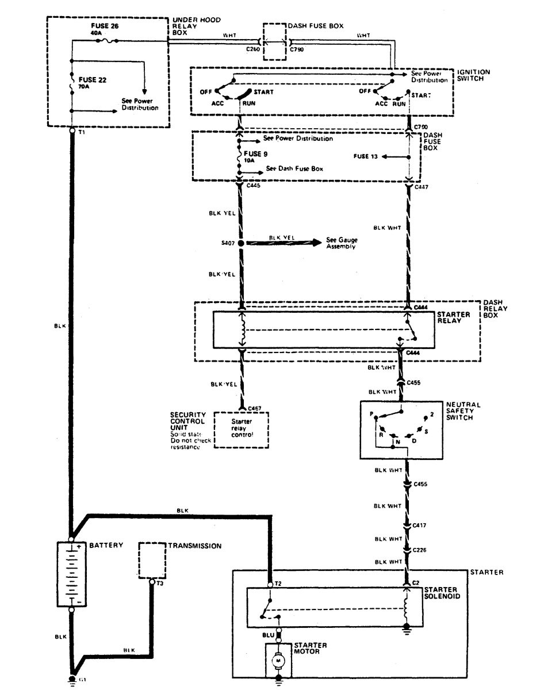 acura legend 1990 wiring diagram starting carknowledge. Black Bedroom Furniture Sets. Home Design Ideas