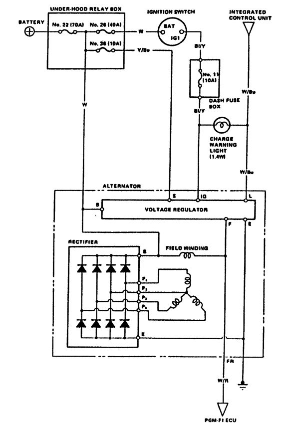 acura legend 1987 wiring diagram starting carknowledge. Black Bedroom Furniture Sets. Home Design Ideas