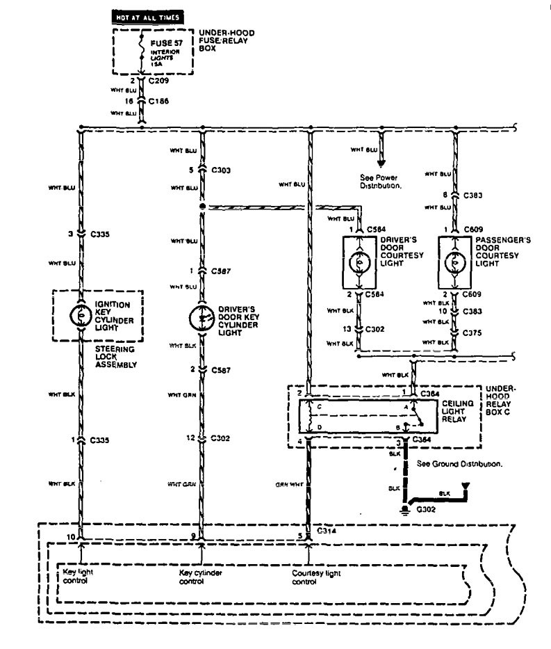 Acura Legend 1995 Wiring Diagram Steell L Carknowledgerhcarknowledgeinfo: 1995 Acura Legend Wiring Diagram At Cicentre.net