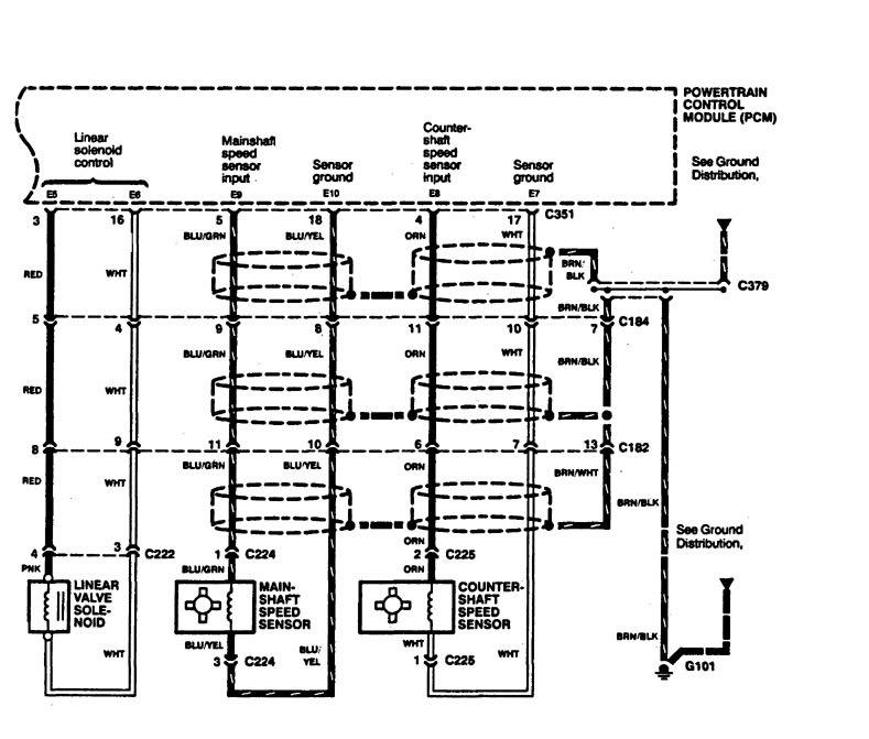 Acura Legend Wiring Diagram on 1995 Acura Integra Interior