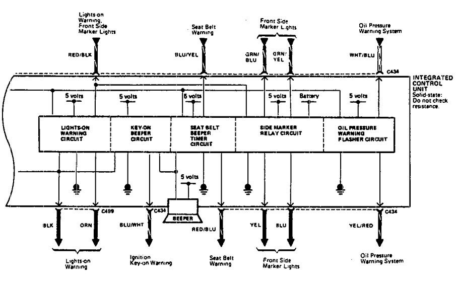 Acura legend 1990 wiring system body controls carknowledge acura legend wiring diagrams body controls part 2 asfbconference2016 Choice Image