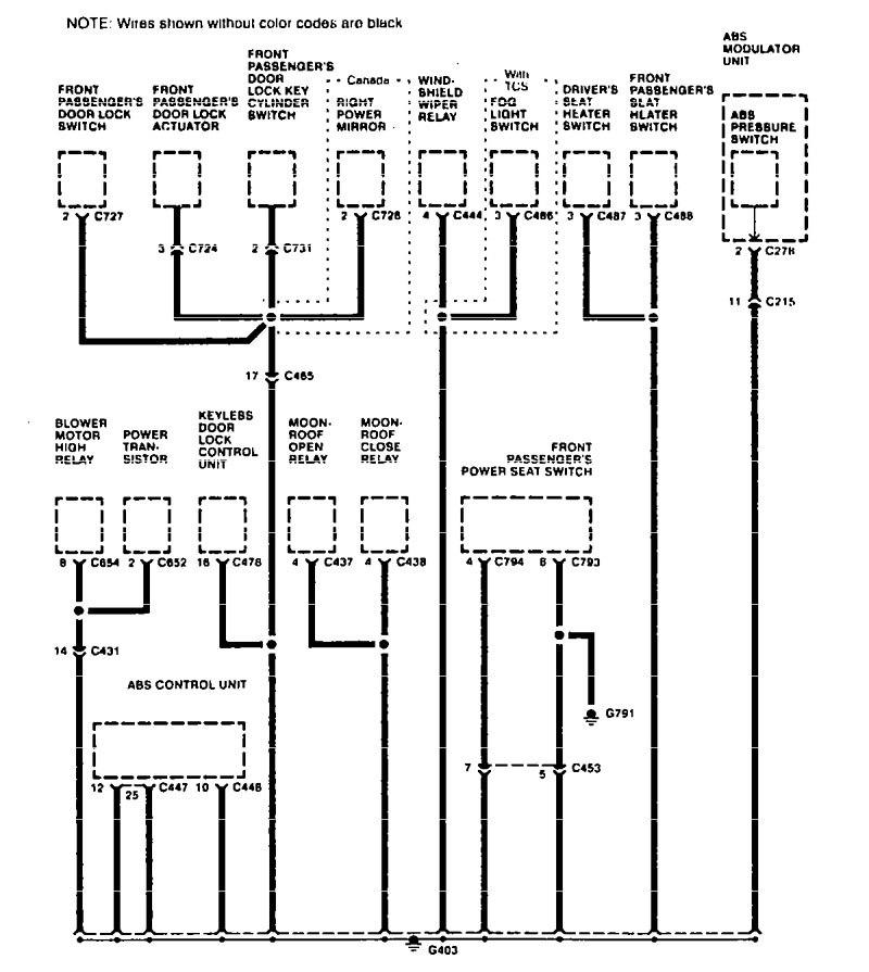 Fantastisch 1997 Acura Tl Schaltplan Galerie - Elektrische ...