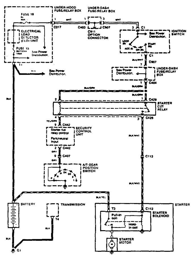 Acura Tl Wiring Schematics Schematic Diagram Electronic Schematic