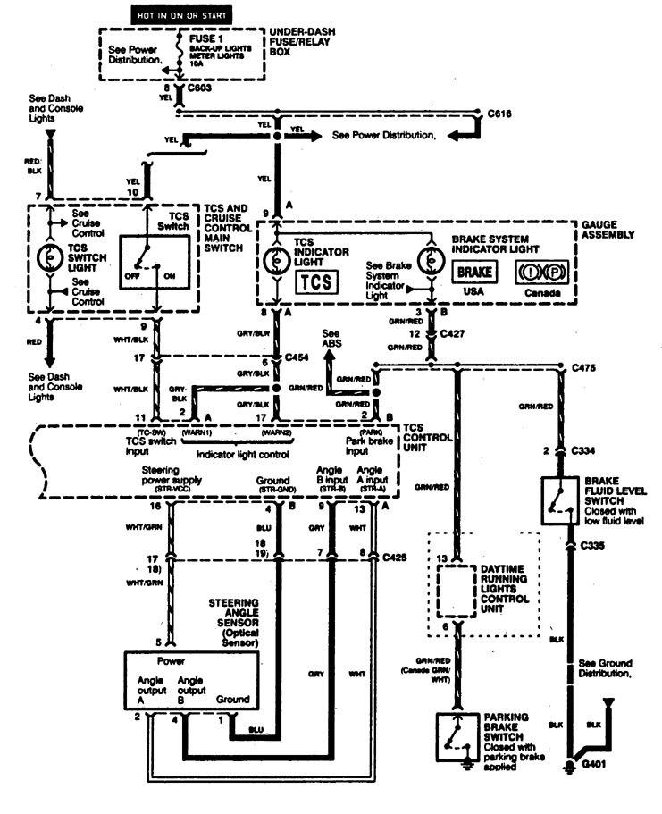 Wunderbar Schaltpläne Für 2005 Acura Tl Ideen - Elektrische ...