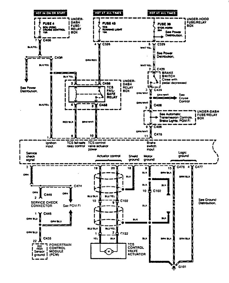 05 acura tl washer diagrams