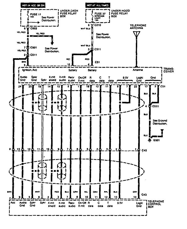 Acura Vigor Wiring Diagram : Acura vigor wiring diagrams mobile telephone