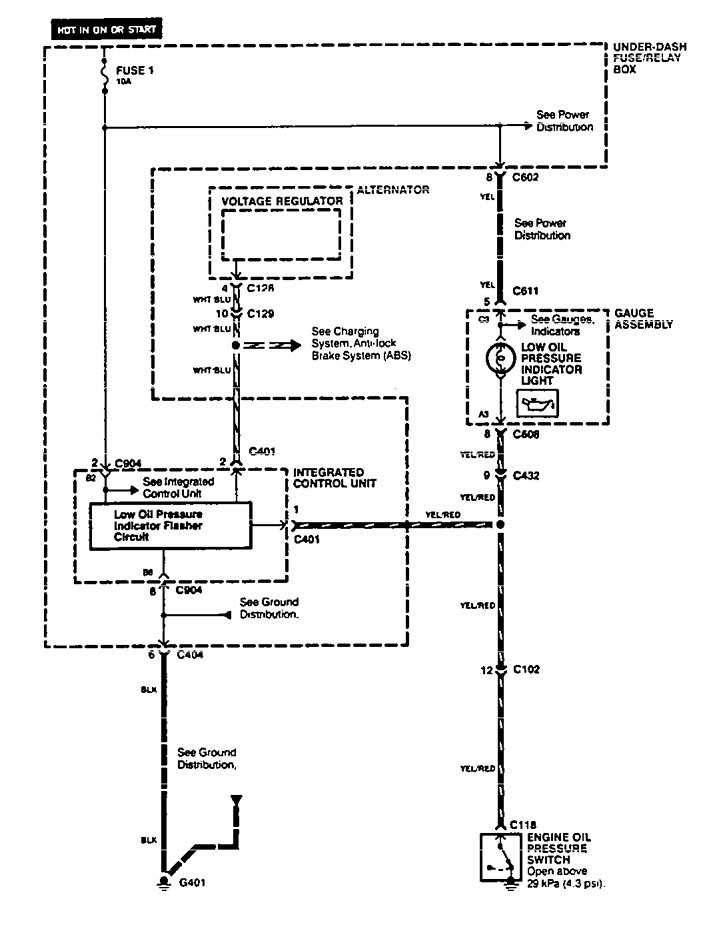 acura vigor 1994 wiring diagrams oil warning carknowledge rh carknowledge info Acura TSX Acura TLX