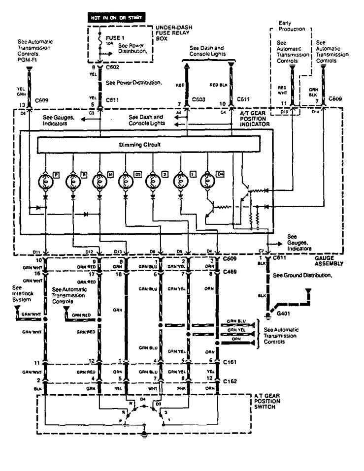 Acura Tl 2007 2008 Wiring Diagrams Full Hd Quality Version