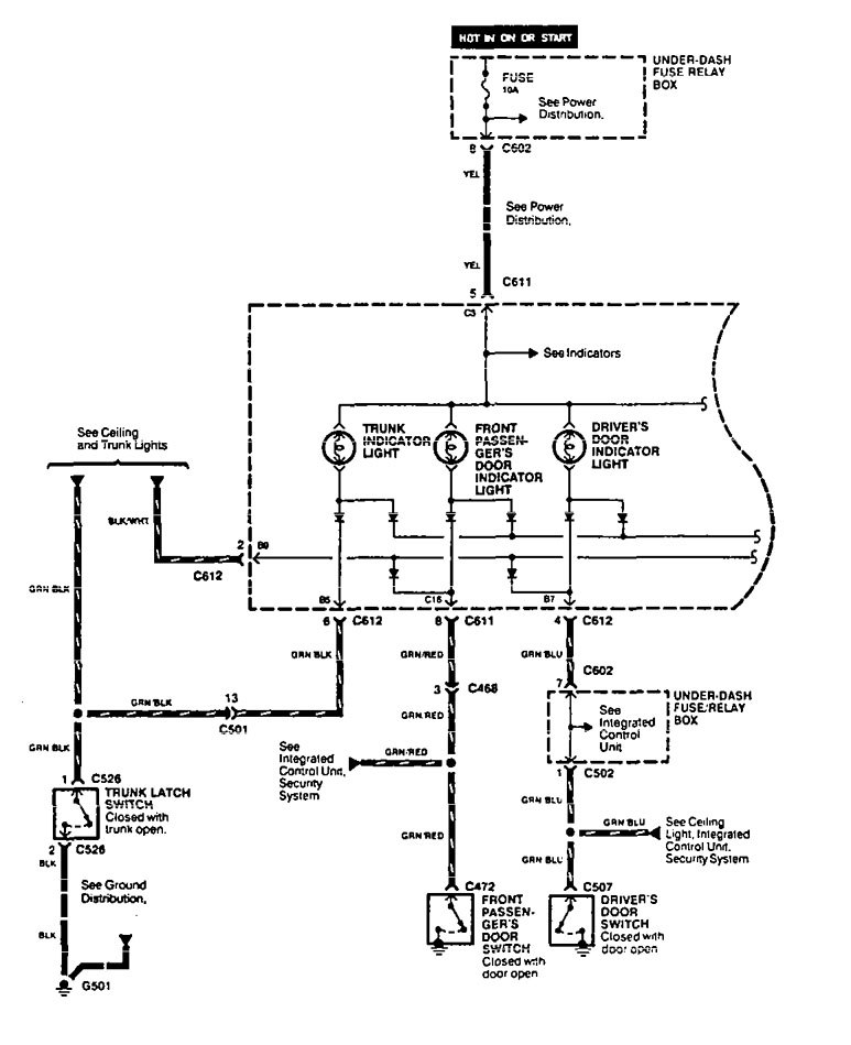 Acura Vigor Wiring Diagram : Wiring diagram acura vigor engine