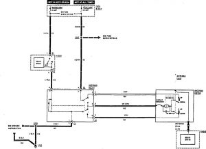 buick century 1990 1991 wiring diagrams antenna. Black Bedroom Furniture Sets. Home Design Ideas