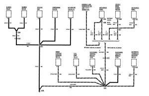 buick century  1986  wiring diagrams ground