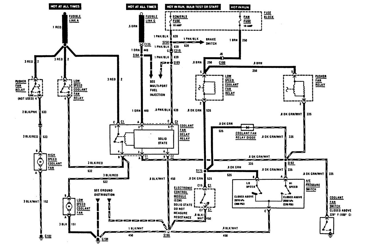 1988 Buick Century Fuse Diagram Free Wiring For You Park Avenue Box Location 1987 Diagrams Cooling 1984 1990