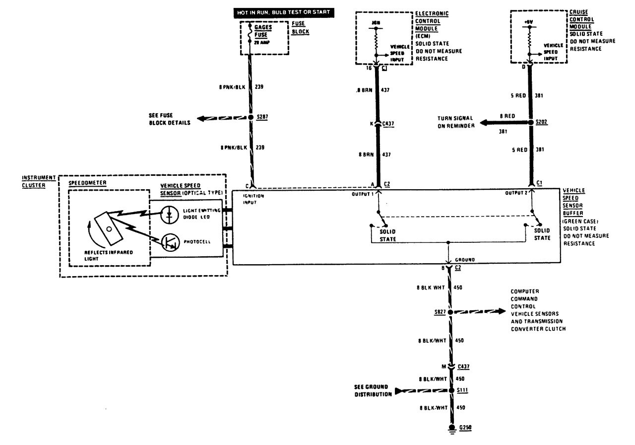 Buick Century 1988 Wiring Diagrams Fuel Controls Carknowledge Electrical Control