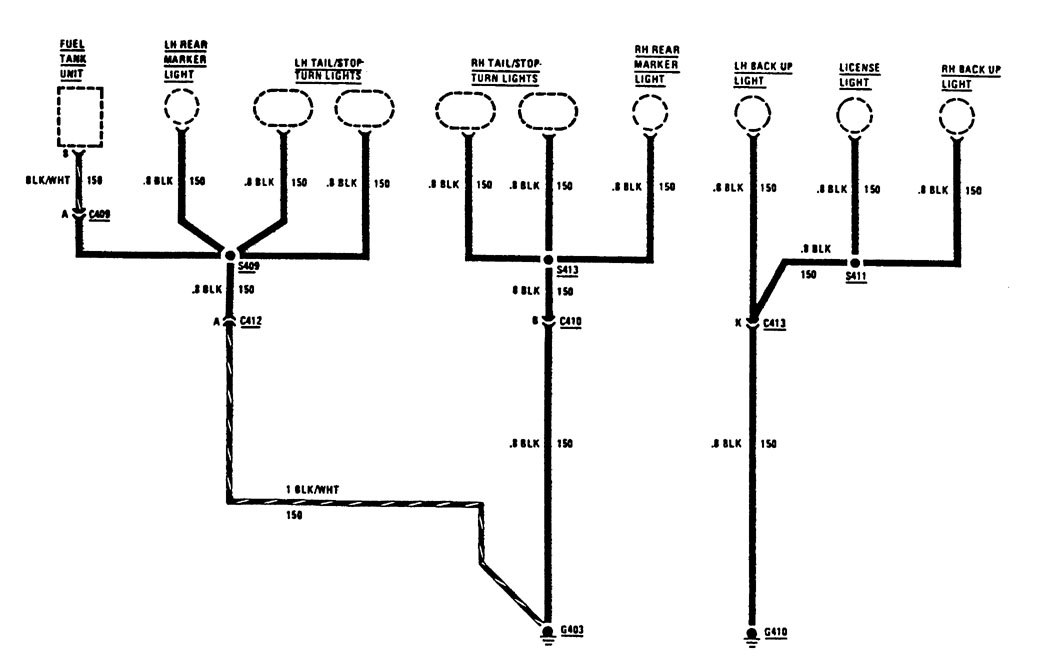 buick century  1987  - wiring diagrams