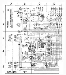 Volvo 244 (1989) - wiring diagrams - instrumentation - Carknowledge.infoCarknowledge.info
