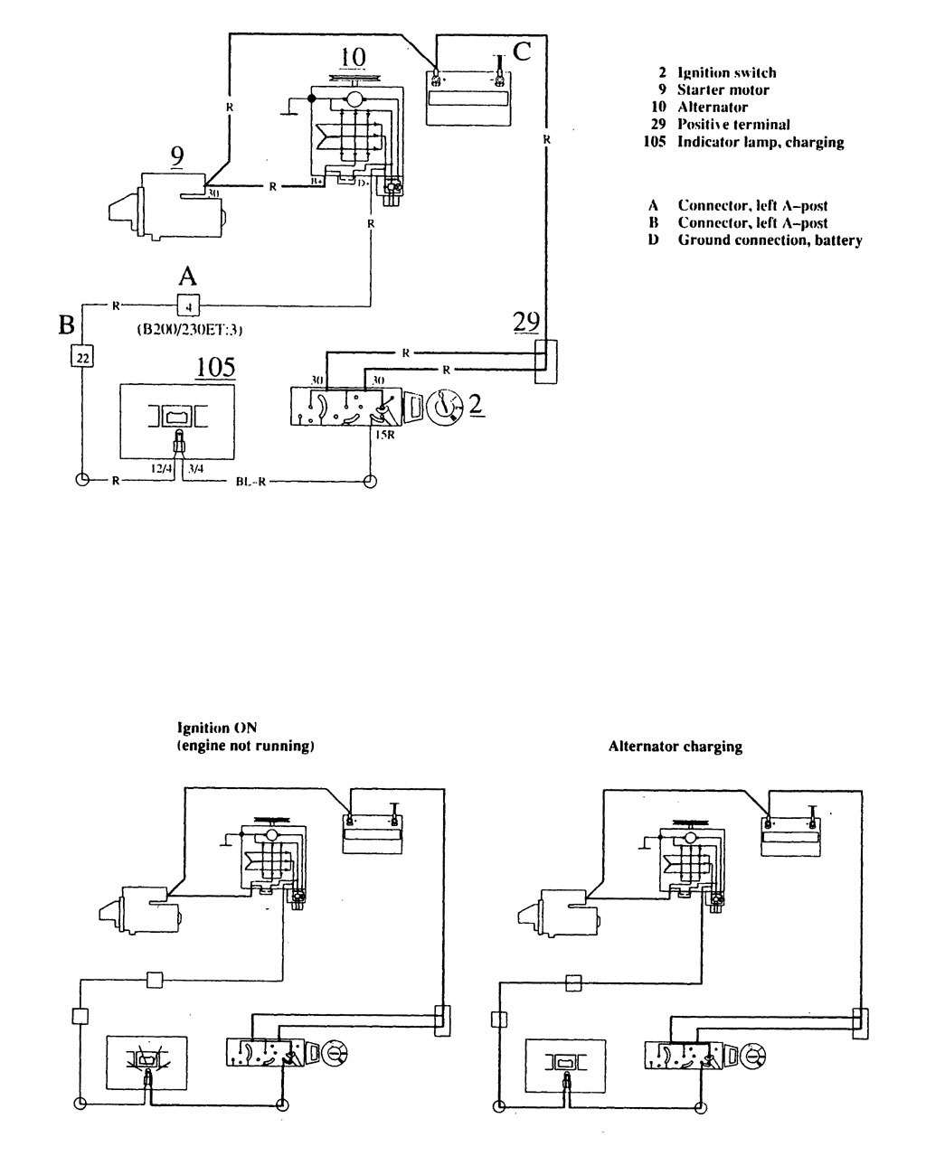 1989 Volvo 240 Battery Wiring Diagrams Diagram Will Be A Engine U2022 1992 940 Radio Seat Recline