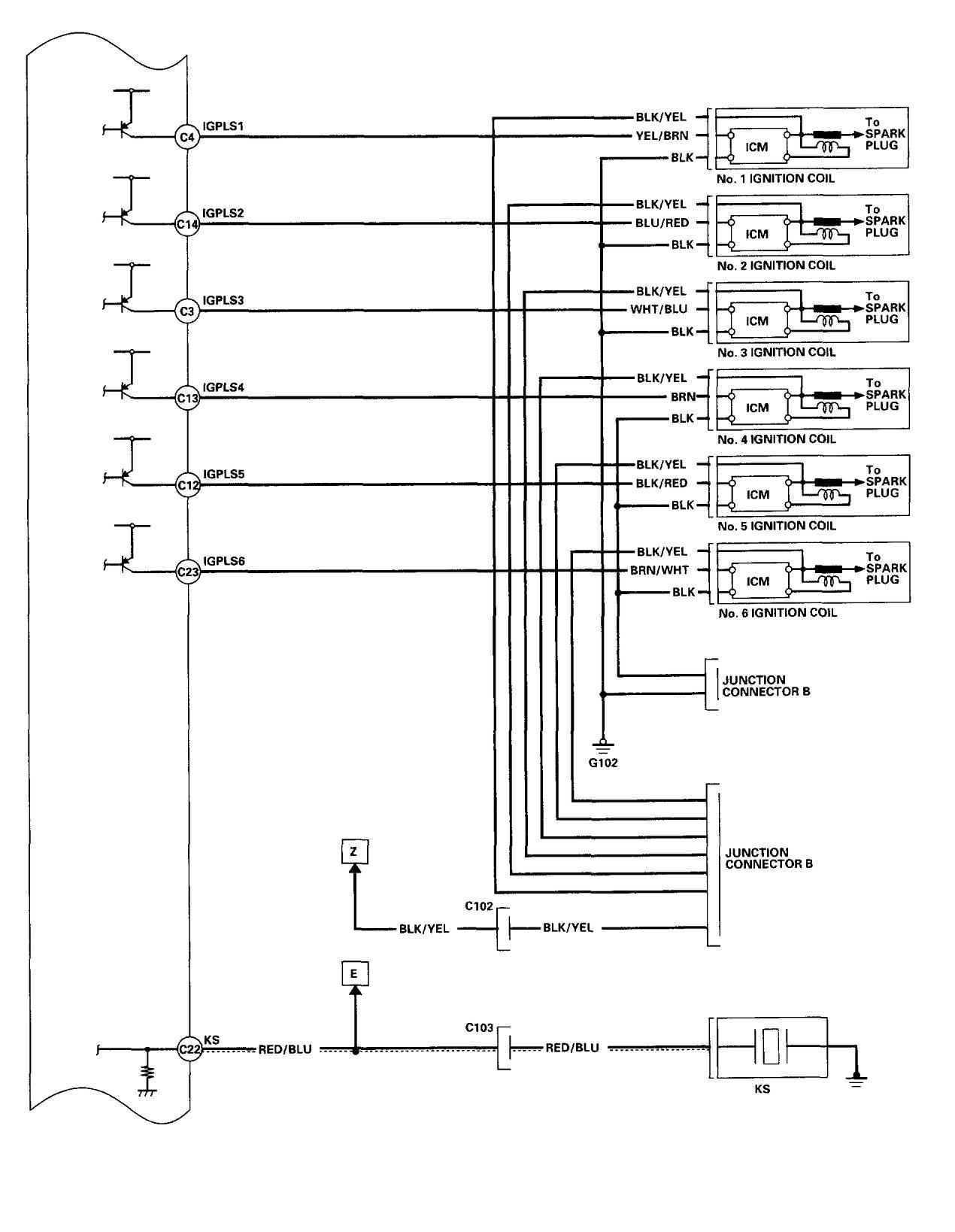 acura tl  2002  - wiring diagrams