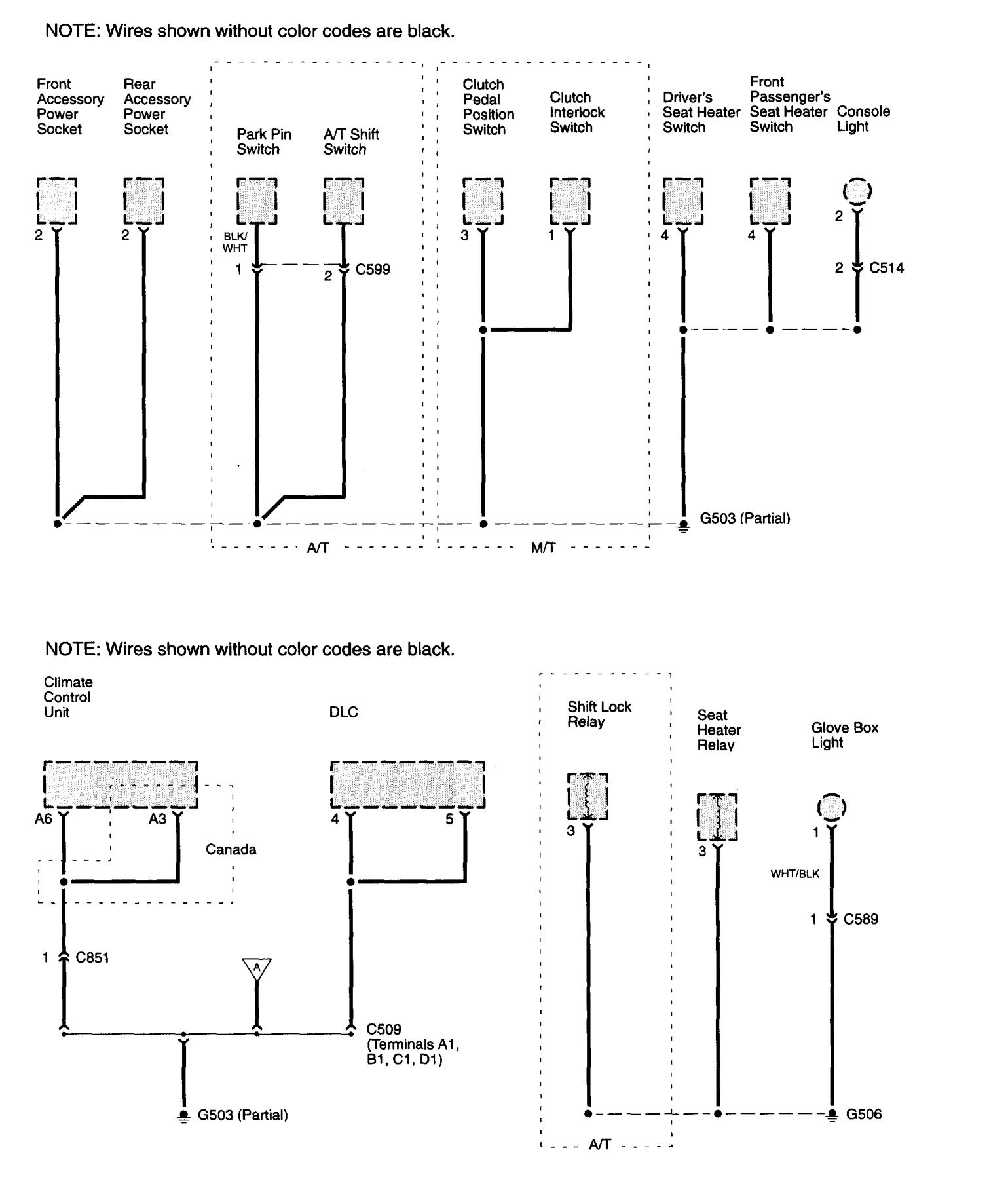 Acura Transmission Wiring Diagram Circuit Diagram Symbols - 2003 acura tl transmission