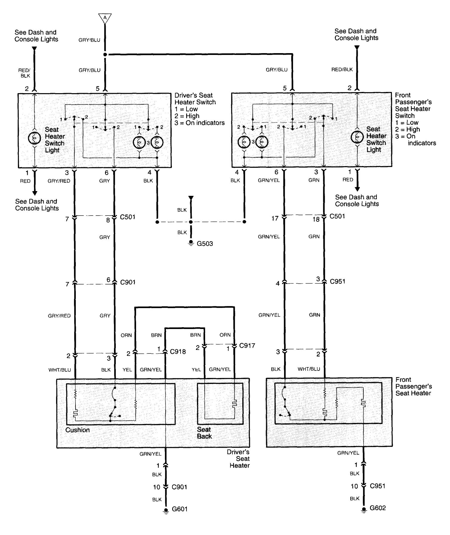 acura tl  2006 - 2007  - wiring diagrams