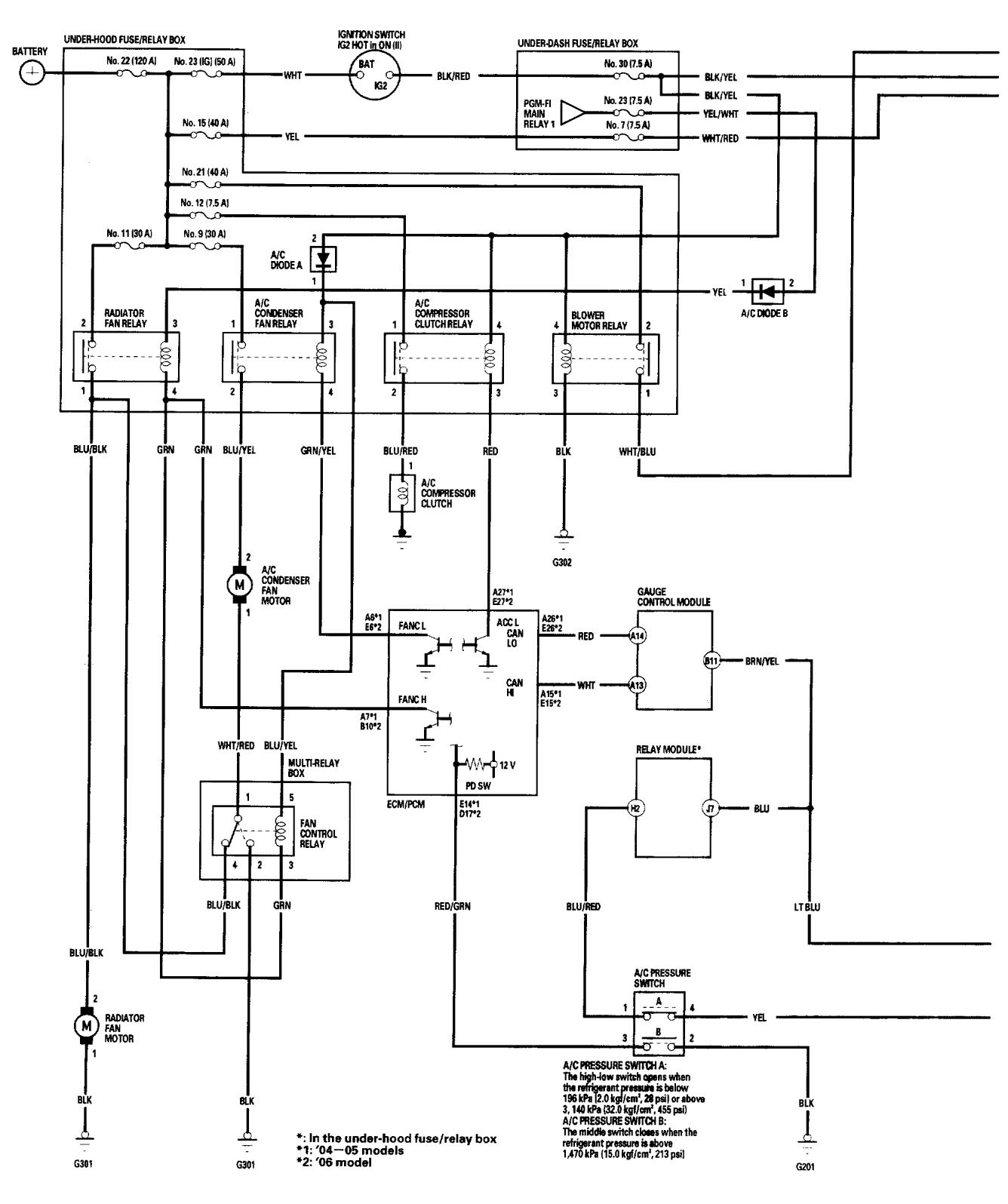 Hvac Controls Schematics Best Secret Wiring Diagram Refrigeration Control Acura Tl 2006 Diagrams Schematic Symbols