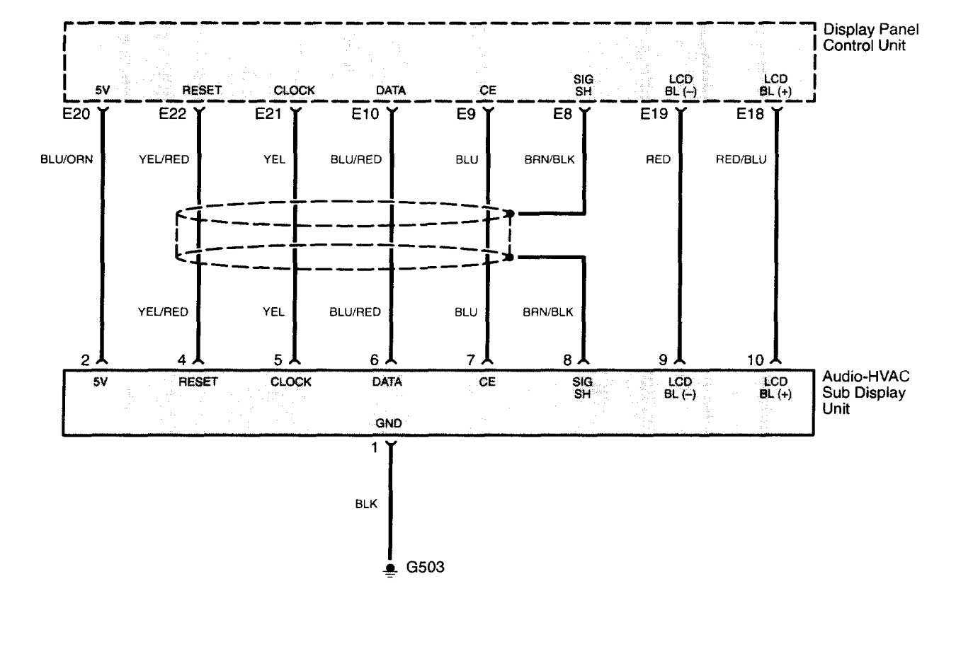 Acura Tl  2006  - Wiring Diagram
