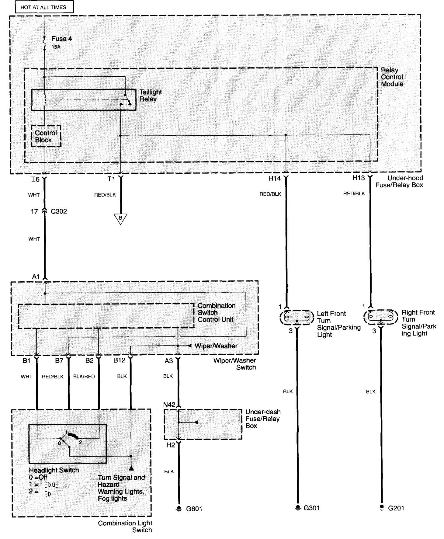 35 Fresh Side Marker Light Wiring Diagram