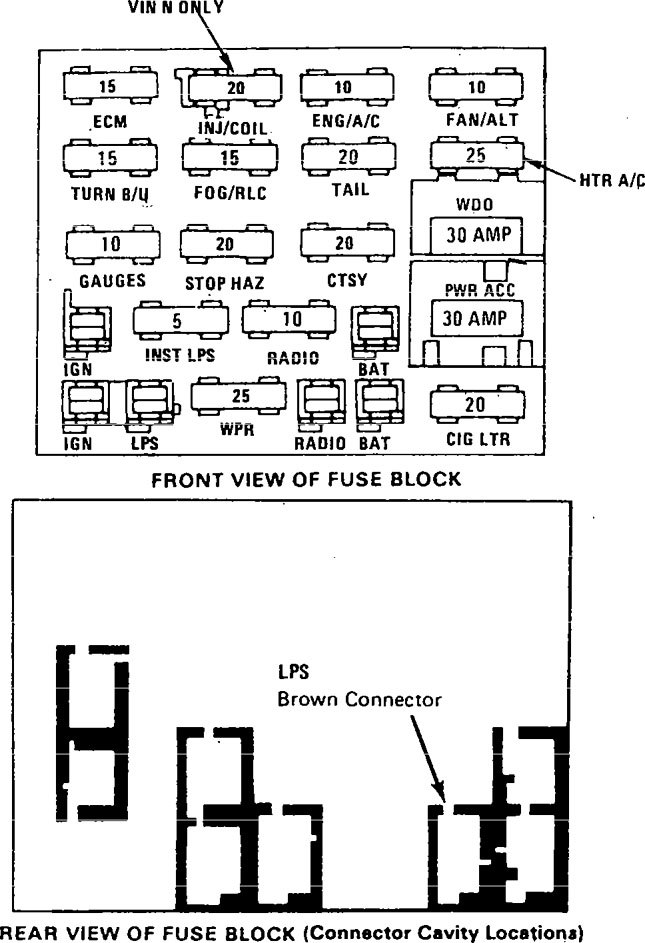 1991 Buick Wiring Diagram on